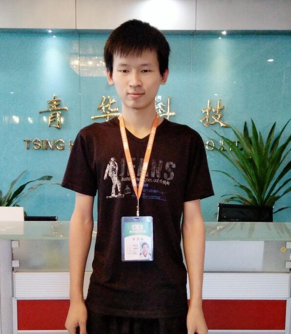 杨武青成功入职苏州春秋电子科技有限公司试用期4000