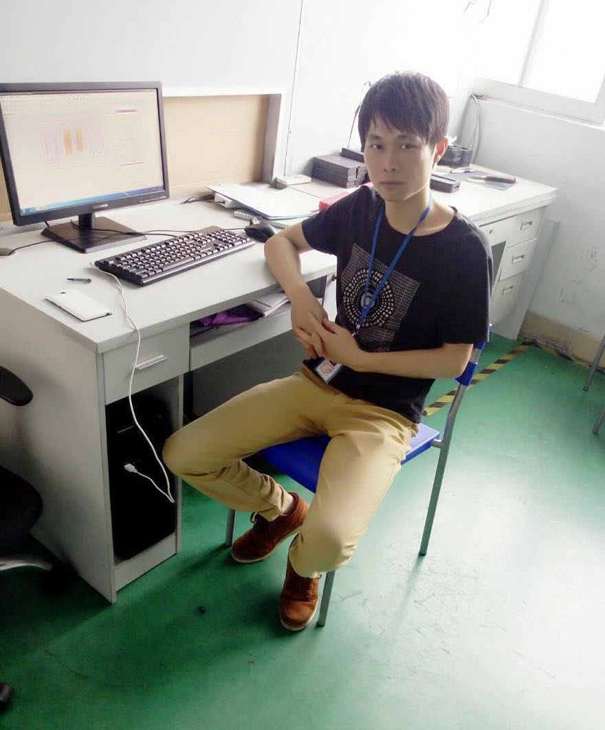 陈稳泉成功入职捷尔信实业试用期6000